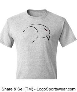 Hanes Tagless T-Shirt Design Zoom